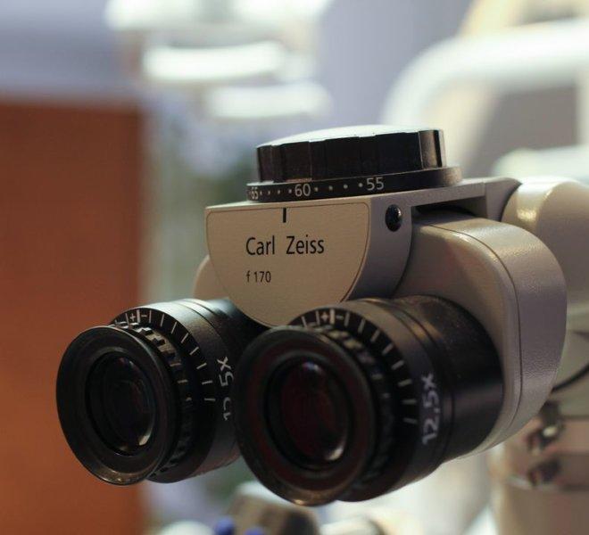 CarlZeiss fogászati mikroszkóp 2