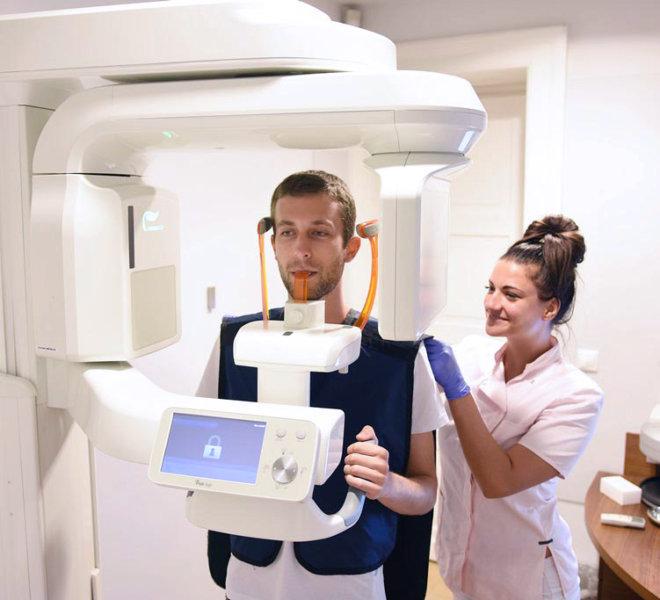 3D Green CT, Móricz Dental Fogászat