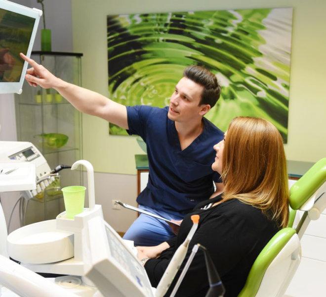 Esztétikai fogászat, szájsebészet konzultáció