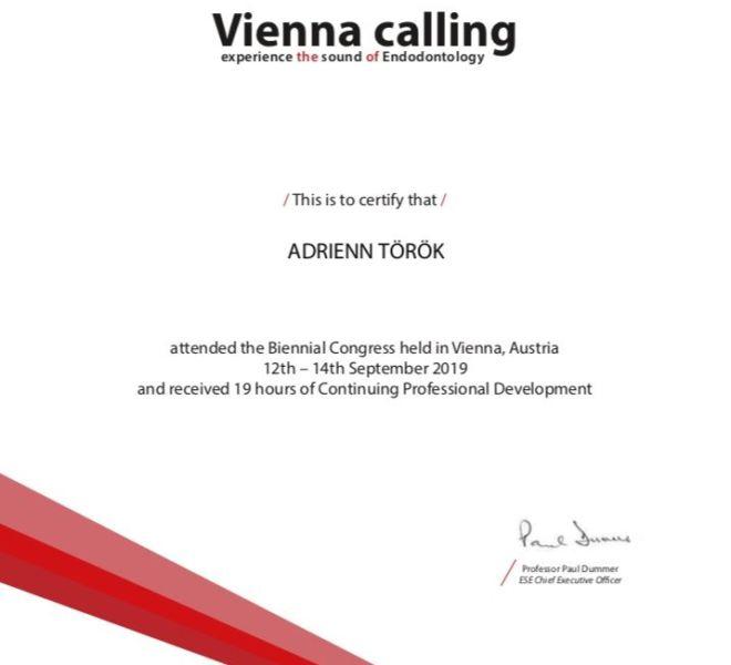 Vienna Calling Adrienn Török