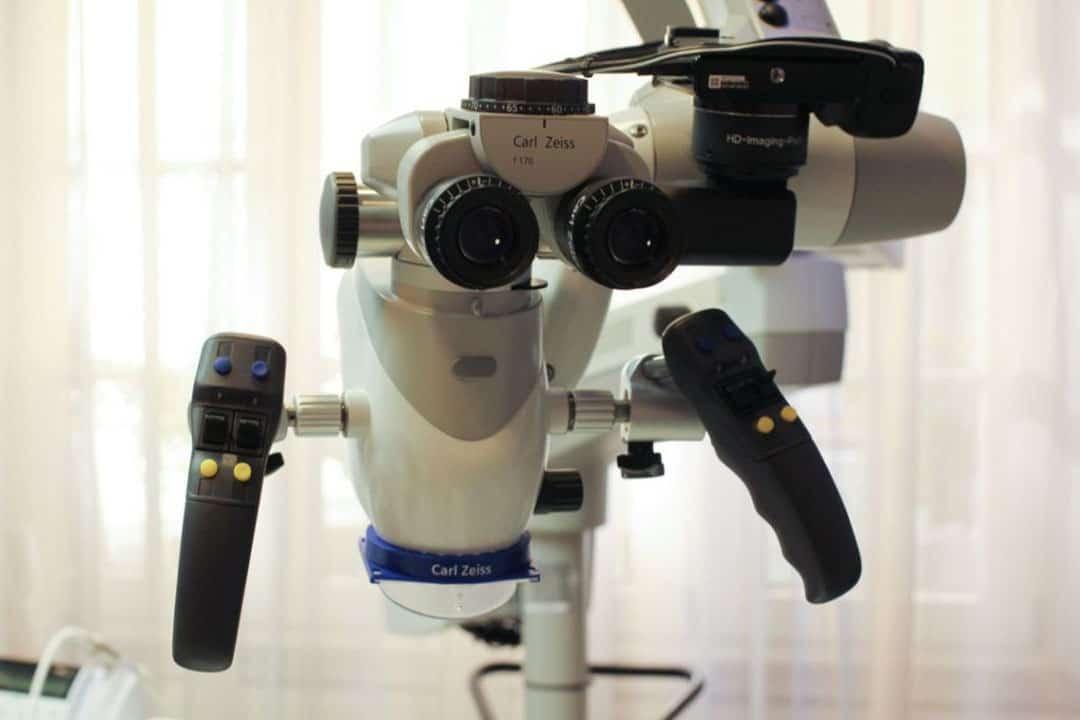 Fogászati mikroszkóp